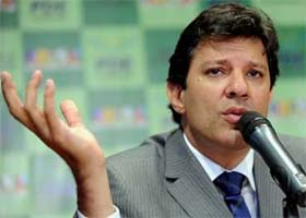 """Haddad é o candidato do kit gay"""